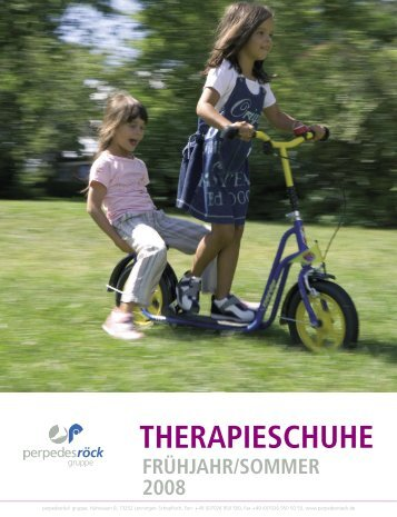 THERAPIESCHUHE - MedicalService-Group