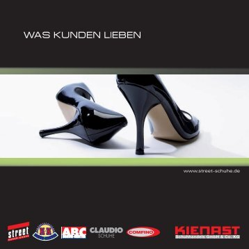 Street Super Shoes - Kienast