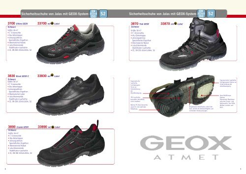 sports shoes 84172 10ede 6 3820 Challenger GEOX Sc