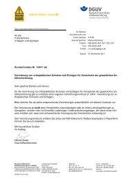 Verordnung von orthopädischen Schuhen und Einlagen für ...