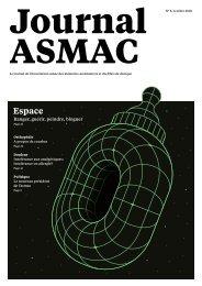 JOURNAL ASMAC No 5 - octobre 2020