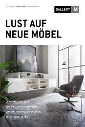 Gallery M Magazin - Lust auf neue Möbel