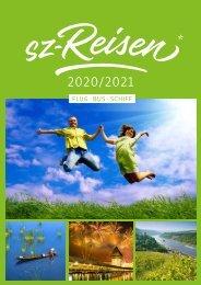Katalog 2020/2021 sz-Reisen