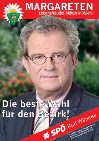 Margareten Zeitung - aktuell PR