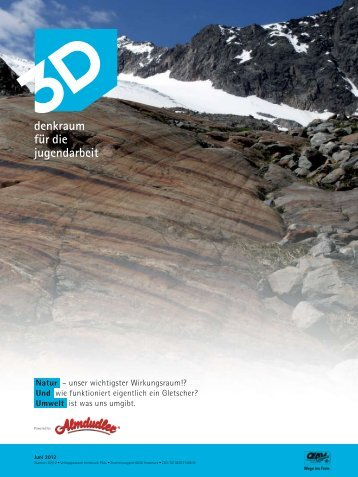 denkraum für die jugendarbeit - Österreichischer Alpenverein