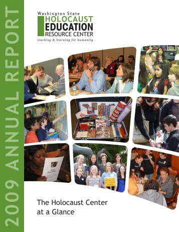 holocaust - Washington State Holocaust Education Resource Center