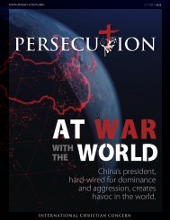 October 2020 Persecution Magazine