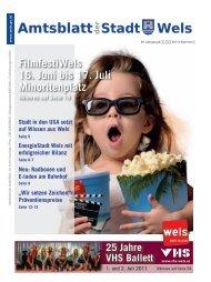 Veranstaltungen - Stadt Wels