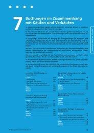Buchungen im Zusammenhang mit Käufen und ... - Sport Stern