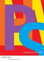 Jahresbericht SJ 2011/2012 - HPS Wetzikon