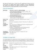 3. Zurich Forum for Applied Sport Sciences Donnerstag, 30 ... - SART - Seite 2
