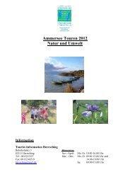 Ammersee Touren 2012 Natur und Umwelt - Tourist-Info-Diessen ...