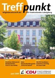 Juni 2009 - CDU Ludwigsburg
