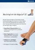 ValguLoc® II Bringt Ihren Fuß in Form. - Das HALLUX Forum - Seite 3