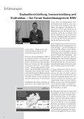Erfahrungen und Perspektiven - Difu.de - Page 6