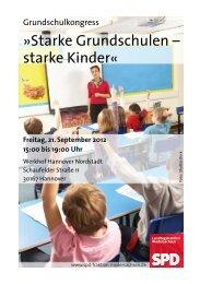 Freitag, 21. September 2012 15:00 bis 19:00 Uhr - SPD-Fraktion im ...