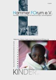 Magazin Kinder 2011-01 - Hammer Forum eV