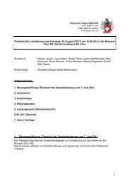 Protokoll der Landsitzung vom Dienstag, 16 August 2011/3 um ...