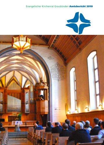 Amtsbericht 2010 - Evangelisch-Reformierte Landeskirche ...