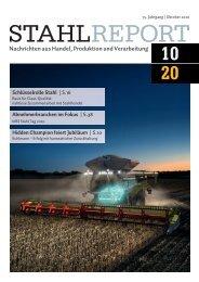 Stahlreport 2020.10