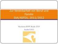 weise - Association suisse des femmes diplômées des universités