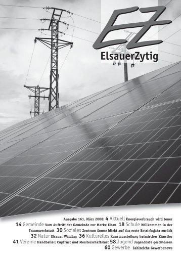 30 Wüst-Fonds - Elsauer Zytig