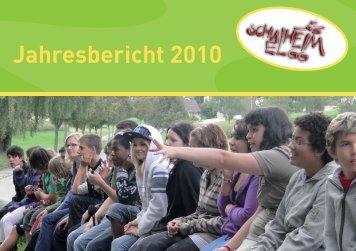 Jahresbericht 2010 - Schulheim Elgg