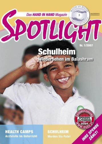 Schulheim - Hand in Hand