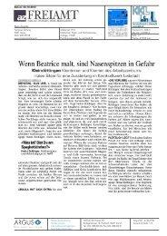 Bericht in der AZ über den Entstehungsprozess beim - Kernkraftwerk ...