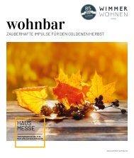 wohnbar Herbst 2020 Wimmer NEU