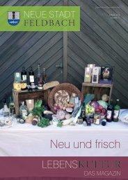 Lebenskultur - Das Magazin - Neu und frisch
