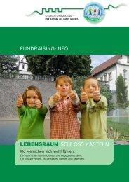lebensraum schloss kasteln fundraising-info - Schulheim Schloss ...