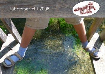Jahresbericht 2008 - Schulheim Elgg