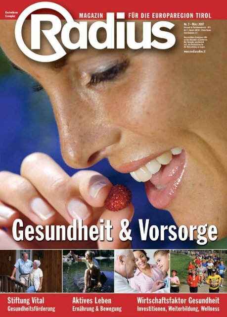 """Die """"ggA"""" für den Südtiroler Apfel - Mediaradius"""