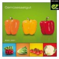 Gemüsesaatgut Katalog 2020 | 2021