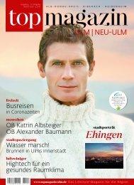 TOP-Magazin Ulm 03/2020