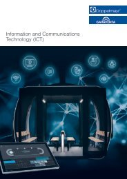 ICT - Information and Communications Technology [DE]