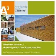 Holz im Innenausbau - Netzwerk Holzbau