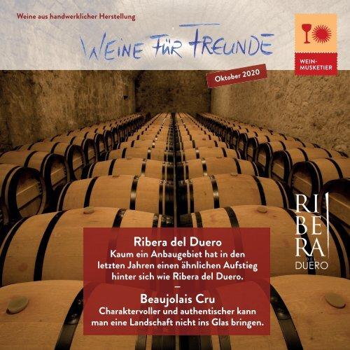 Weine für Freunde, Premium-Rotweine