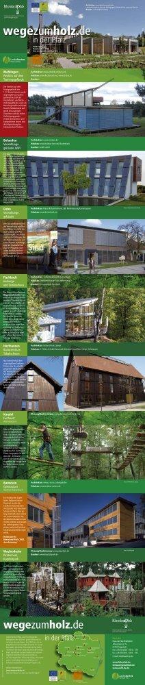herunterladen - Wege zum Holz