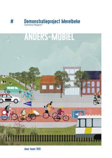OVK - Demonstratieproject Merelbeke, Samenvatting rapport Anders Mobiel