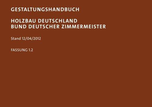 unsere vision 21 - Holzbau Deutschland