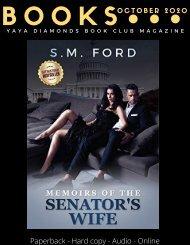 Yaya Diamonds Book Club - October 2020 issue