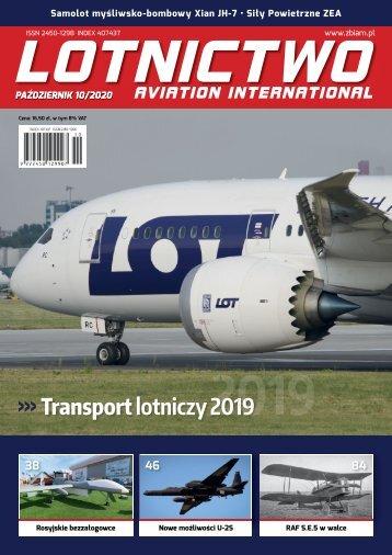 Lotnictwo Aviation International 10/2020 short