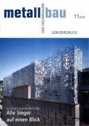 Li: SON DERDRUCK - Institut Feuerverzinken GmbH