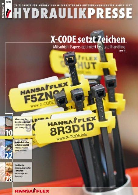 hydraulik - Hansa Flex