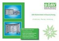 DAV-Kletterhalle in Braunschweig - Deutscher Alpenverein Sektion ...