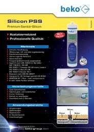 Silicon PSS