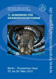 Hauptprogramm [A4-Quer] - Deutsche Gesellschaft für ...
