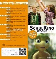 SCHULKINO - Filmbüro MV